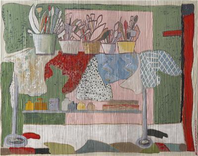 Isabelle de Borchgrave Paintings 11317