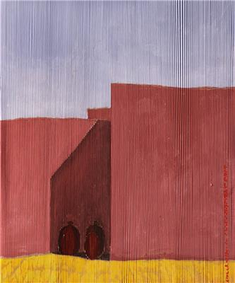Isabelle de Borchgrave Paintings at Berko Knokke