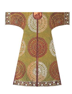 Isabelle de Borchgrave Paper Dresses 6959 OMRE Longétivité recto