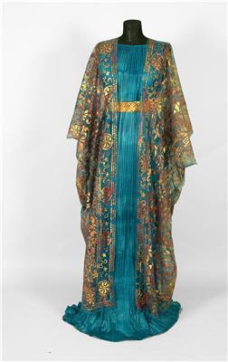 Isabelle de Borchgrave Paper Dresses 8190