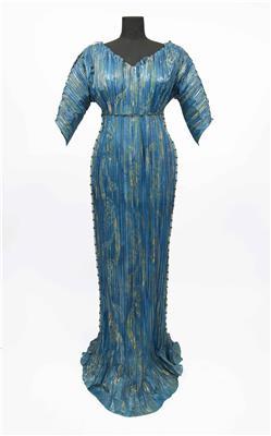Isabelle de Borchgrave Paper Dresses 8195 080205 Bebelle 072045