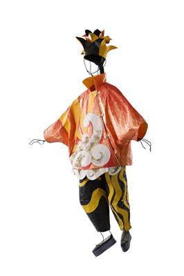 Isabelle de Borchgrave Paper Dresses 8778 bis