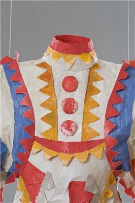 Isabelle de Borchgrave Paper Dresses 8784g