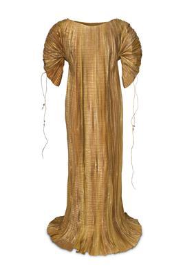 Isabelle de Borchgrave Paper Dresses 9831