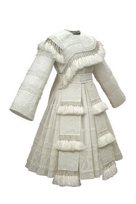 Isabelle de Borchgrave Paper Dresses 9905