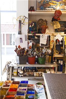Isabelle de Borchgrave Atelier de borghrave Atelier 133