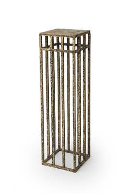 Isabelle de Borchgrave Stèle haute bronze 30x30x85 7000EUR