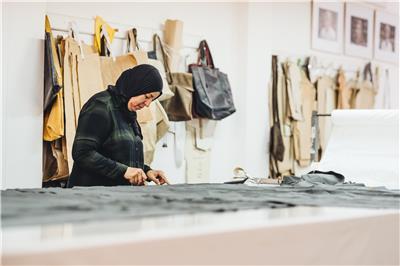 Valerie Barkowski Atelier Marrakech 1