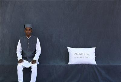 Valerie Barkowski Campaign bed linen blanc orpheus credit tania panova