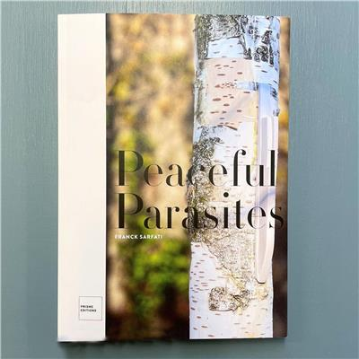 FranckSarfati cover Peaceful Parasites
