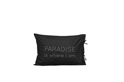 Valerie Barkowski ORPHEUS taie oreiller black paradise ecru credit tania panova 80a165EUR