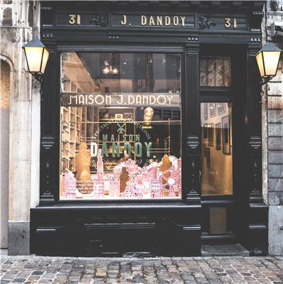MAISON DANDOY Shop Grand Place 3