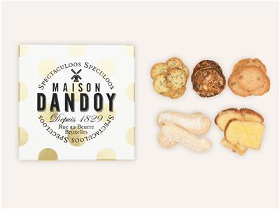 MAISON DANDOY Biscuit time anytime 24,99eur