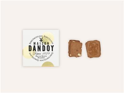 MAISON DANDOY Spectaculoos speculoos 12eur