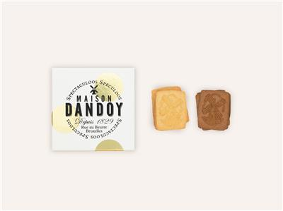 MAISON DANDOY Speculoos duo 12eur