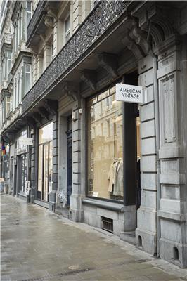 American Vintage Men Shop Brussels credit Emmanuel LAURENT 14