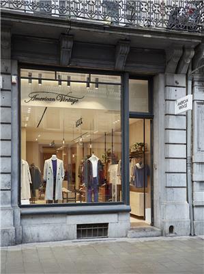 American Vintage Men Shop Brussels credit Emmanuel LAURENT 19