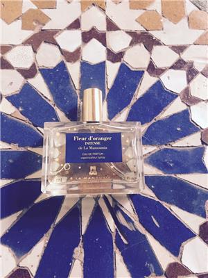 LA MAMOUNIA Fleur d oranger intense eau de parfum