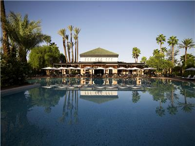 LA MAMOUNIA Outdoor Pool 04